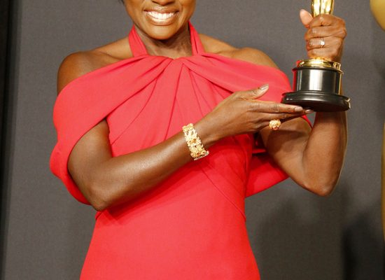 Viola Davis at the 89th Annual Academy Awards - Press Room held